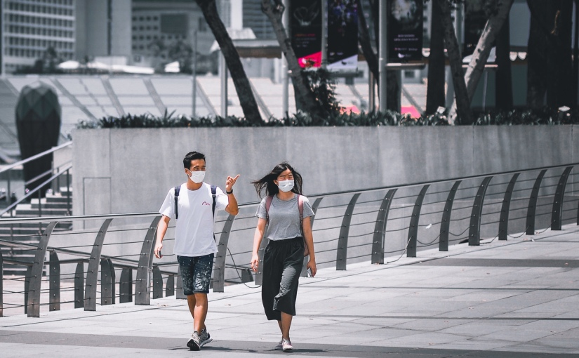 KörperSprache | Kommunikation mitMaske